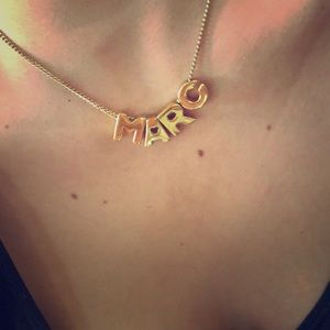 Marc jacobs necklace choker